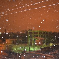 первый снег :: Исли Омарова