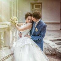 Красивая свадьба ... :: АЛЕКСЕЙ ФЕДОРИН