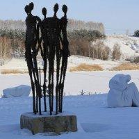 Скульптурная группа.... :: Валерия  Полещикова