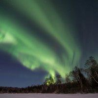 Aurora borealis :: Сергей Бушуев