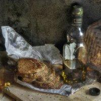 Труд, добро и хлеб – всему начало :: Ирина Данилова