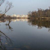 У городской черты :: Виктор Позняков