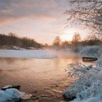 утро на реке :: Михаил Корнилов
