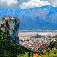 Греция. И как там люди живут? :: Александр Неустроев