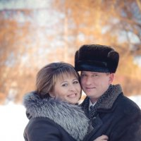 Татьяна и Сергей :: Виктор Дмитриев