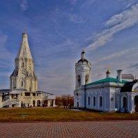 Церковь Вознесения Господня.Коломенское :: Viktor Nogovitsin