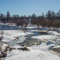 Следы зимы :: Игорь Хохлов