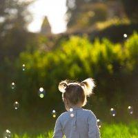 Хвостики из весеннего солнца :: AnnJie Barc