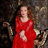 Красное :: Мария Жуковская