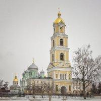 Свято-Троицкий женский монастырь, посвященный Серафиму Саровскому. :: Марина Назарова