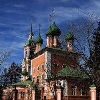 Храм Иоанна Златоуста в Костроме :: michail-pilot ***