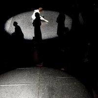 На сцене :: Людмила Синицына
