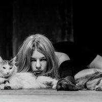 Женщина-кошка :: Мария Буданова