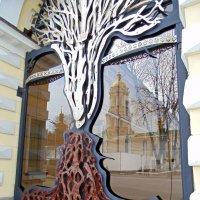 Прозрачность и отражение :: Ростислав