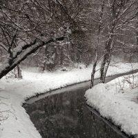 у нас опять зима :: Горный турист Иван Иванов