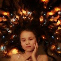 Новогодние сны :: Нина Цинько