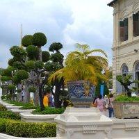 В Королевском дворце Бангкока :: ирина