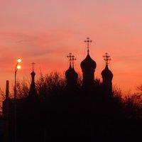 Святая Русь....... Москва... :: Ольга Говорко