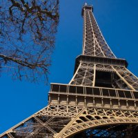Символ Парижа :: Елена Мартынова