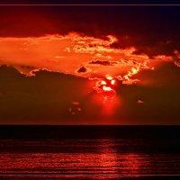 Дракон над морем :: Олег Каплун