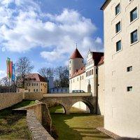 Замок Фройденштайн в Фрайберге (Германия) :: Денис Кораблёв