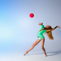 Соло гимнастки :: DewFrame Илья Ягодинский