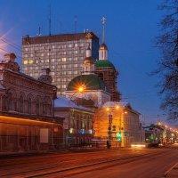 Храм Рождества Пресвятой Богородицы. :: Валерий Молоток