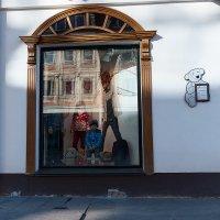 Окно- витрина. :: Валерий Молоток