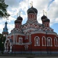 Церковь :: Олег Фиедориенко