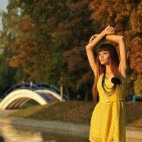 Осенний портрет :: Кирилл Трошинкин