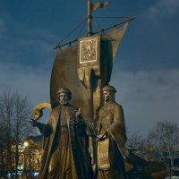 В Екатеринбурге :: Дмитрий Сорокин