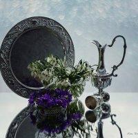 Из серии Серебро и первоцветы :: Ирина Приходько