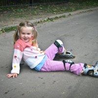 Неудачи не пугают :: Elena Ignatova
