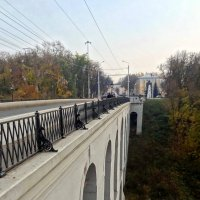 Уникальный калужский мост :: Peripatetik