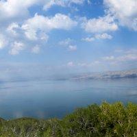 Панорама озера :: Александр Деревяшкин