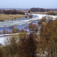 Гордится силою река... :: Лесо-Вед (Баранов)