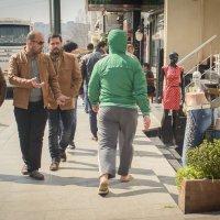 Непредсказуемая мода в Стамбуле. :: Анатолий Гузенко