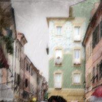 Весенний дождь :: Nina Streapan