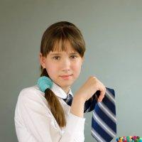 Школьница :: Анна Никонорова