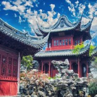 По мотивам поездки в Шанхай...***** :: Дмитрий Кудрявцев