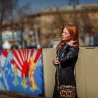 Рыжая очаровашка :: Виталий Лень
