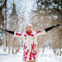 я люблю это мир :: Алёна Николаева