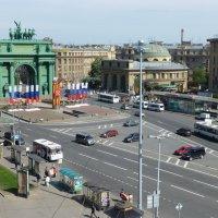 Площадь Стачек :: genar-58 '