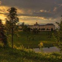 Константиновский дворец на рассвете :: Владимир Колесников