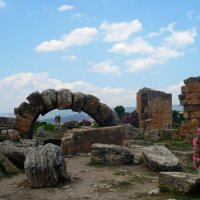 Античный город Хиераполис. :: Чария Зоя