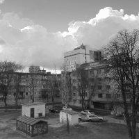 Вид из окна . :: Ростислав