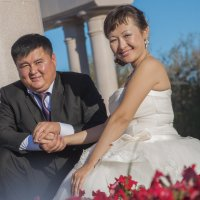 Свадьба :: Альбина Гимаева