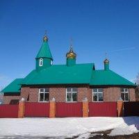 Деревенский православный храм :: Владимир Ростовский