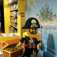 Лего пират :: Лариса Корженевская