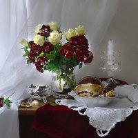 Сколько лет, сколько зим... :: Валентина Колова